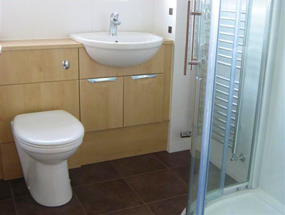 Bathroom installed by RT Quality Bathrooms
