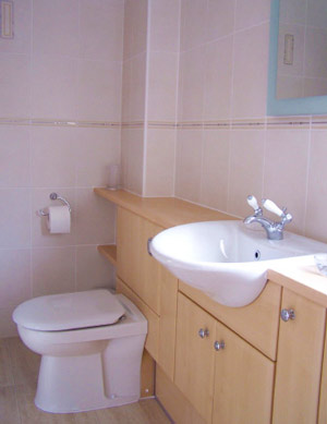 Professional bathroom fitter and installer richard taylor for Quality bathroom fittings
